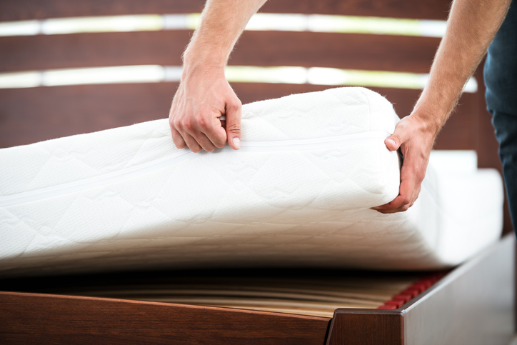 flipping the mattress