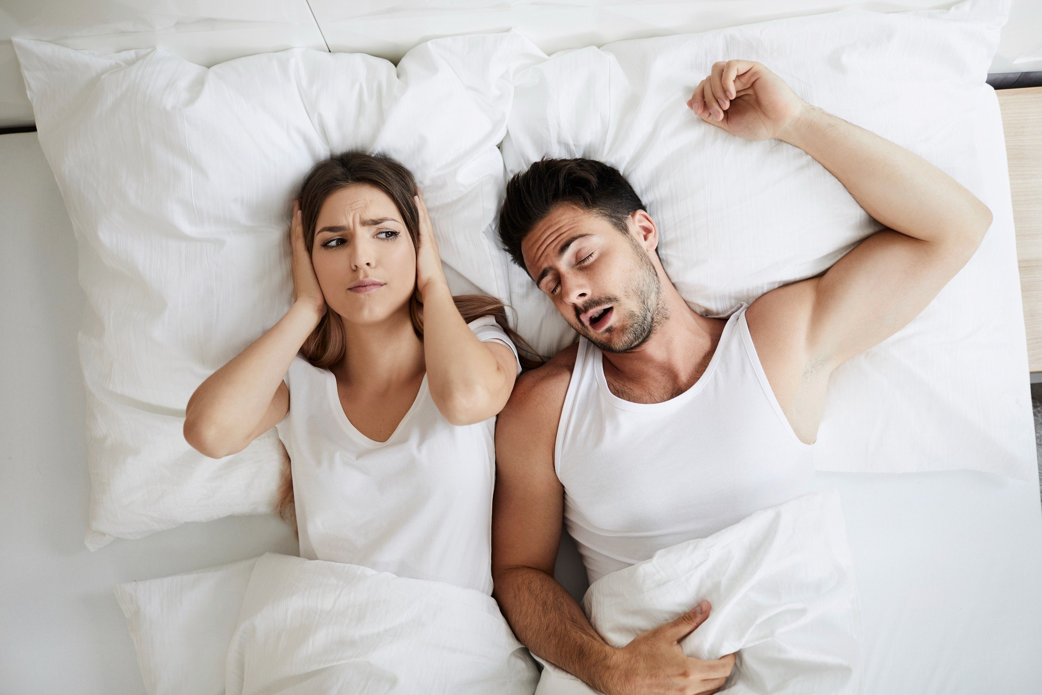 The Health Risks of Snoring: We asked a Specialist Nurse