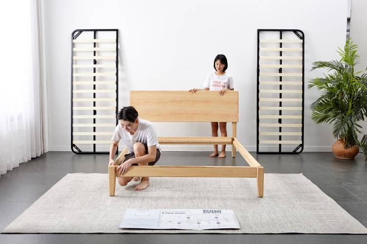 Introducing the Ecosa Bed Base